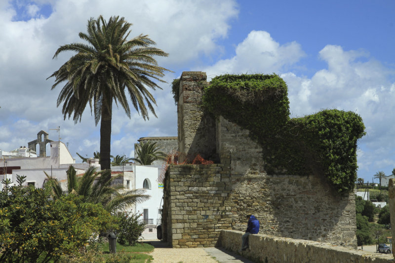 Tarifa,  southernmost point of Europe