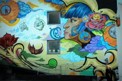 street art in Sevilla