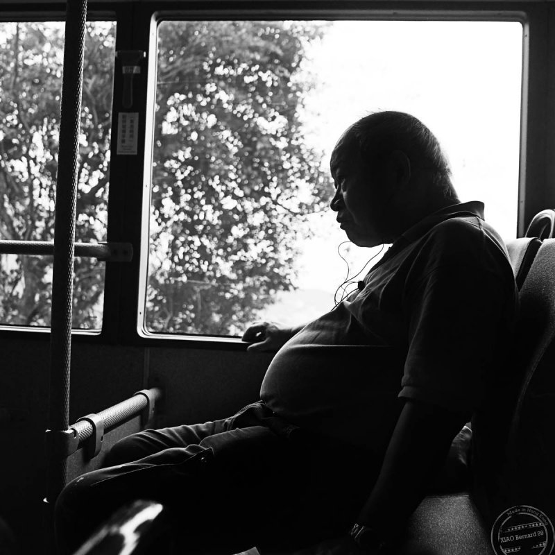 STANLEY.The MAN of the BUS.