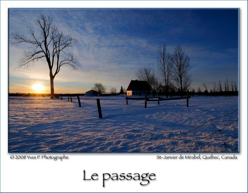 The Passage ...