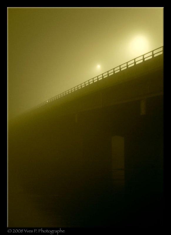 Brouillard de la nuit ...