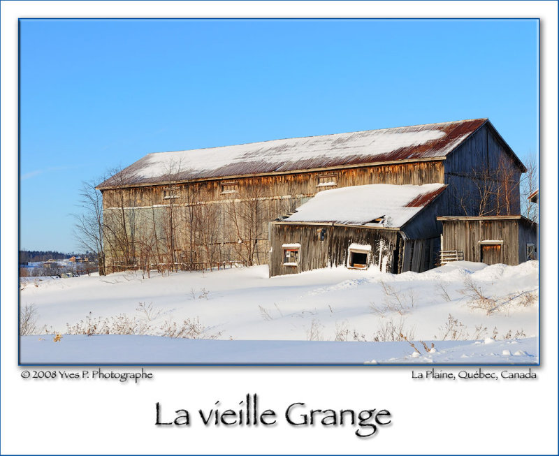 The old Barn ...