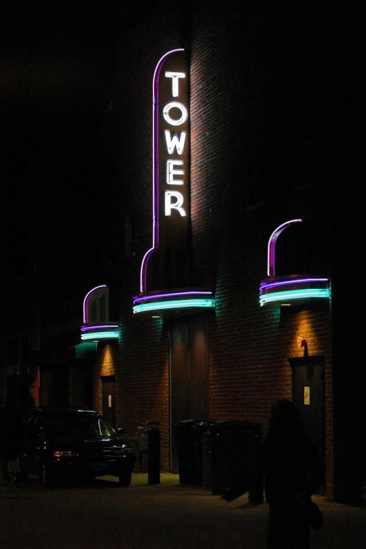 Bends Tower Theater