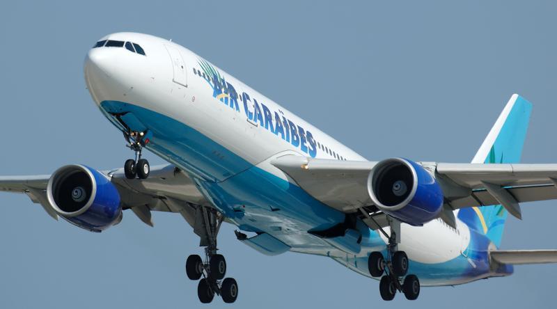 Airbus A330-200 Air Caraibes F-OPTP