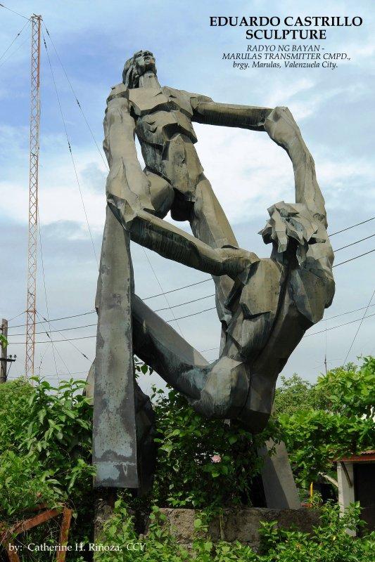 Eduardo Castrillo Sculpture