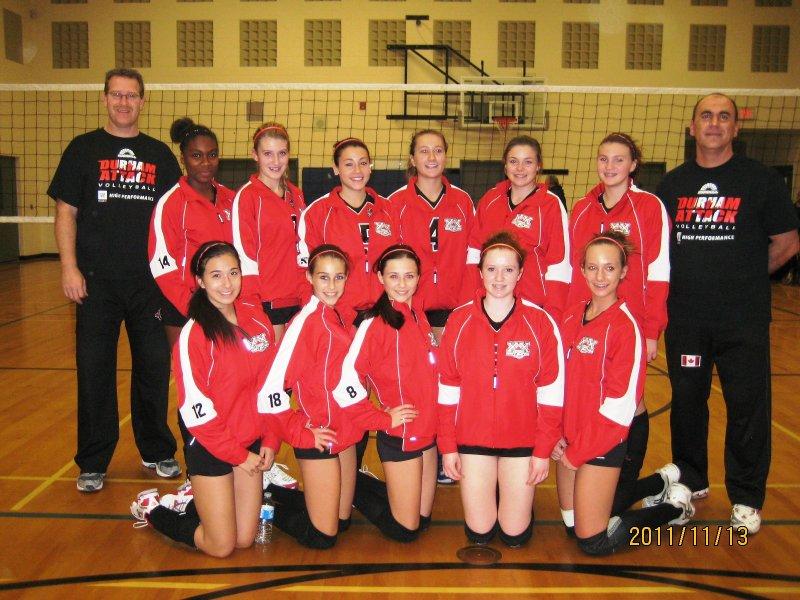 Girls 15U Red - Stingers Invitational