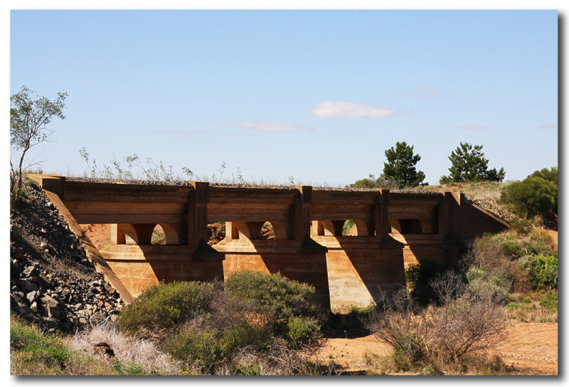 Railway Bridge - 1919