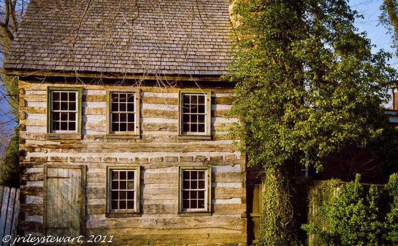 Log Cabin, Upperville
