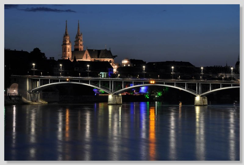 Evening on the Rhine