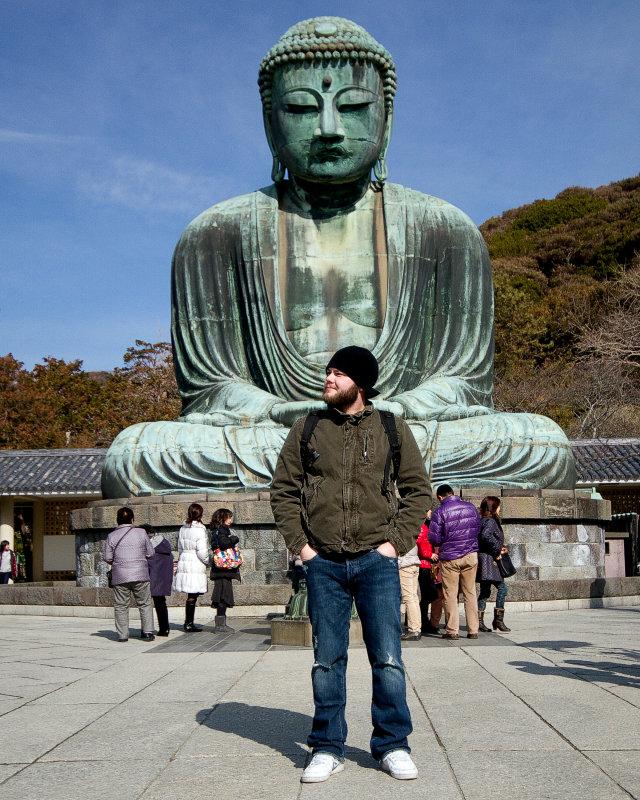 Pat and Buddha.jpg