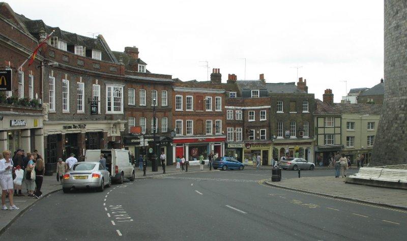 Windsor High Street.