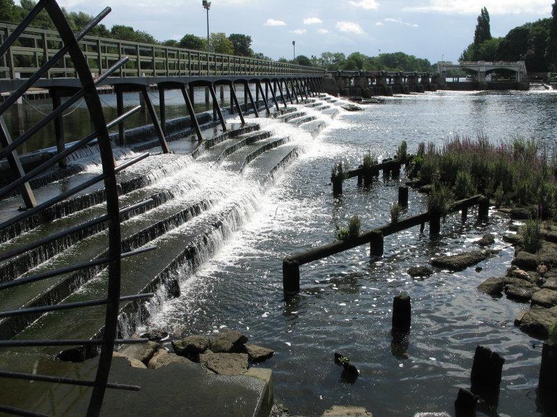 The Weir.