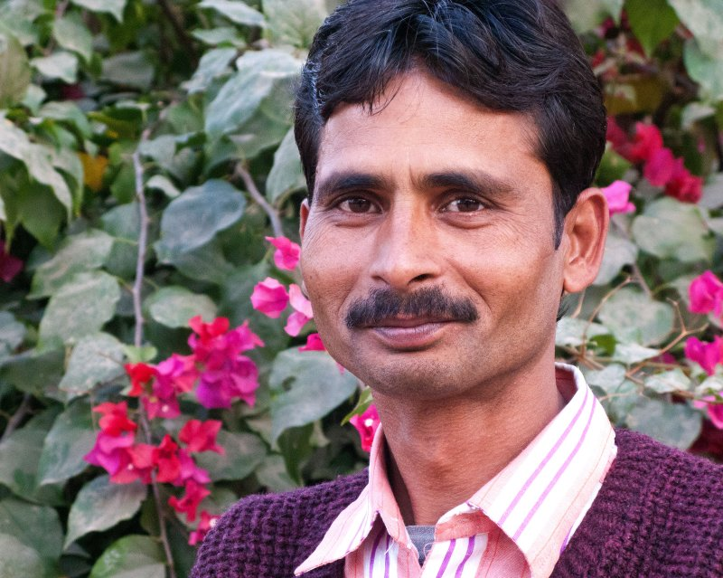 Manoj Tiwari, driver