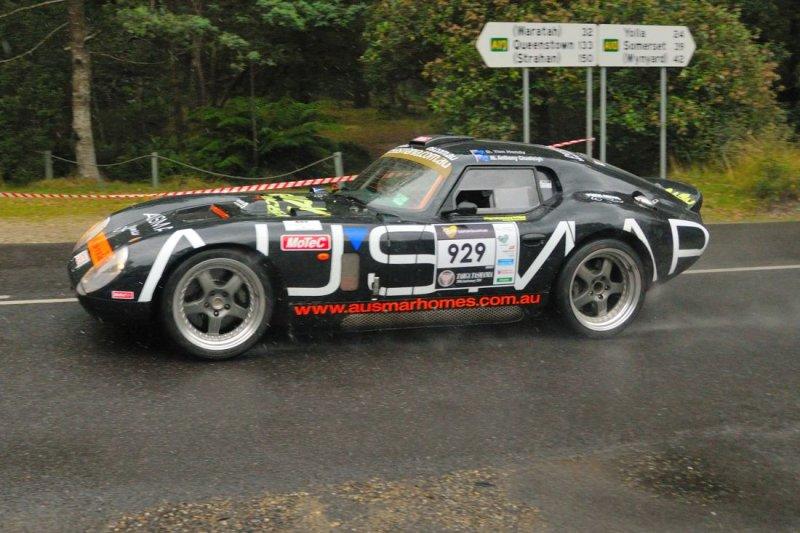 929 Hendy/Chudleigh: 2005 Daytona Coupe