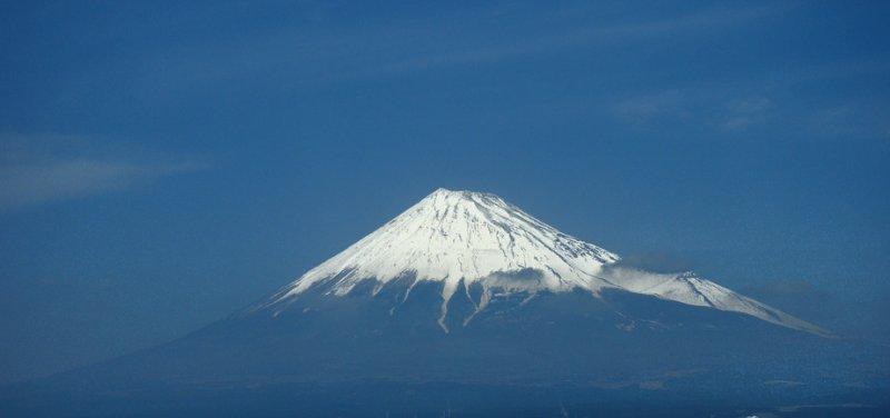 Fuji-san from Shinkansen