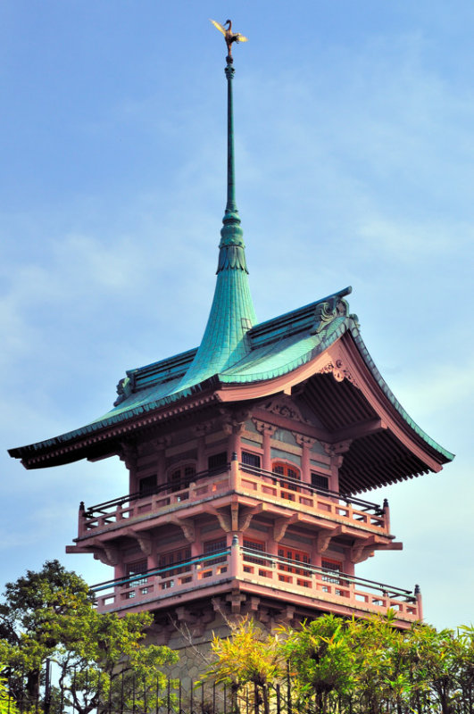 Original Two Storey Pagoda Another View