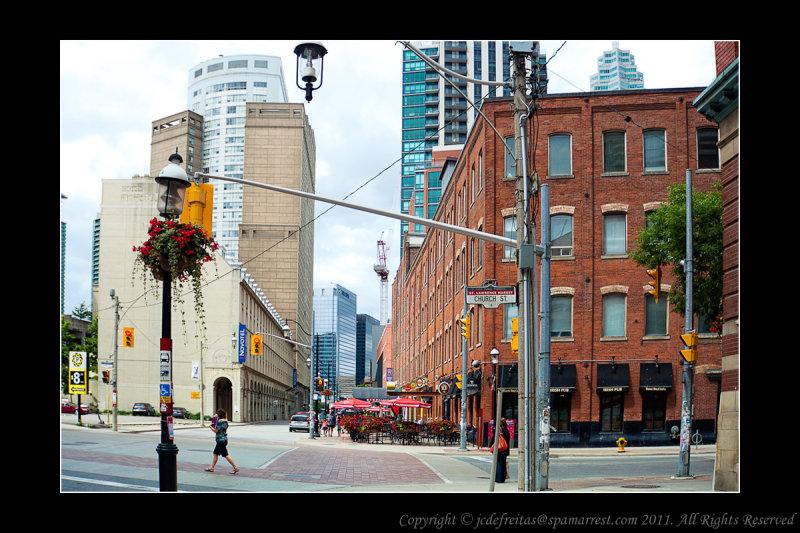 2011 - Esplanade & Lower Church Street - Toronto