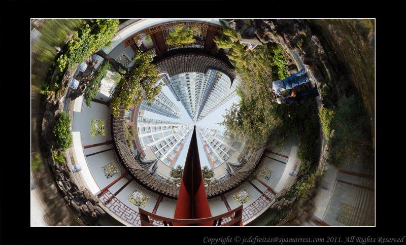 2011 - Surrealism - Vancouver - Dr. Sun Yat-Sen Classical Chinese Garden