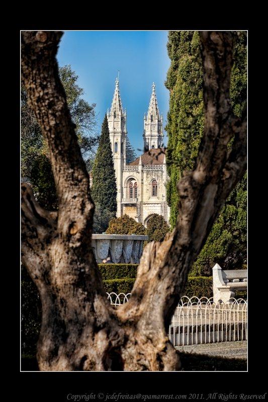 2012 - Jeronimos Monastery - Lisbon - Portugal