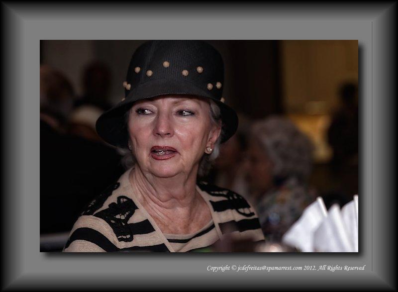 2012 - Queen Elizabeths Diamond Jubilee Tea Party at Highgate