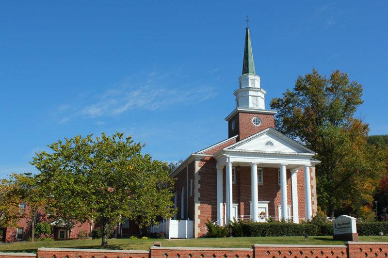 Sharp Memorial United Methodist Church, Young Harris, Georgia