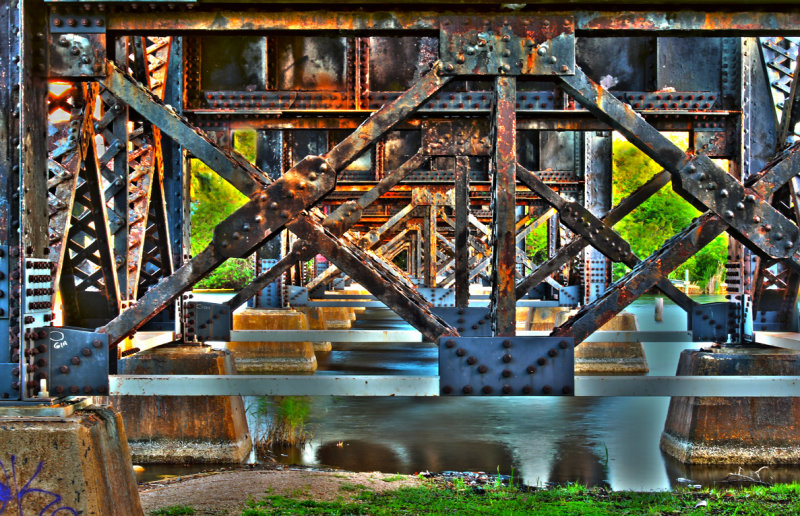 Crane Creek Trestle