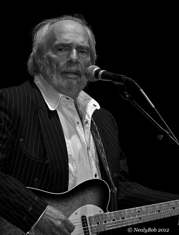 Merle Haggard January 19