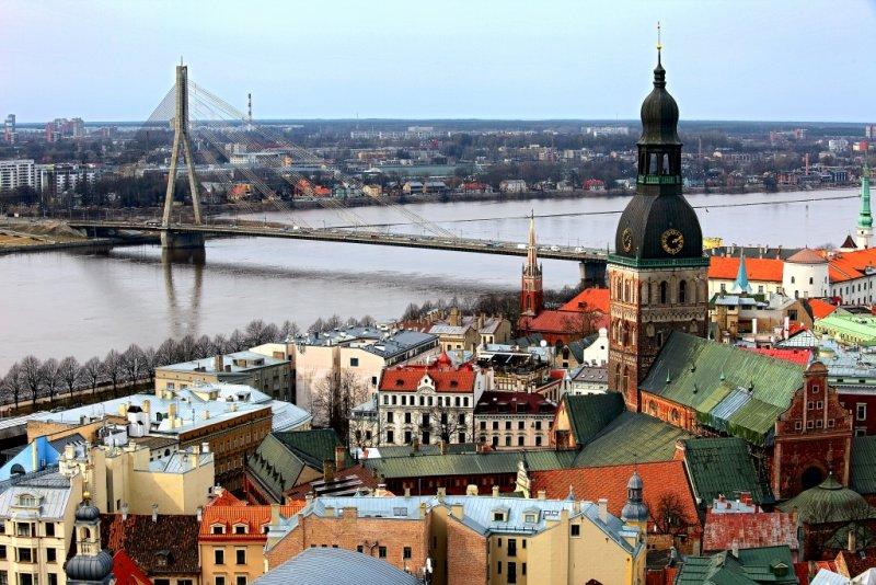 The Shroud Bridge and the Latvian Evangelical Lutheran Church