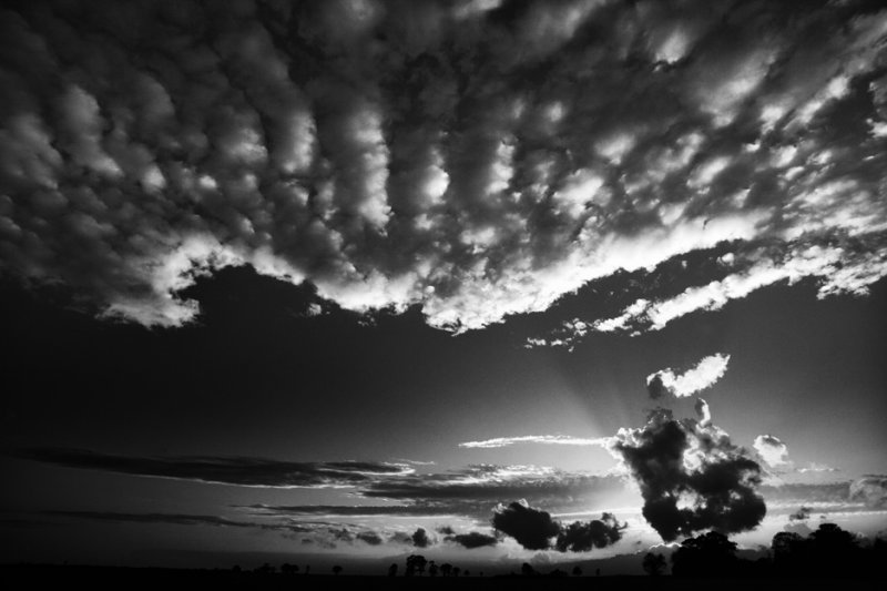 Clouds in Mono