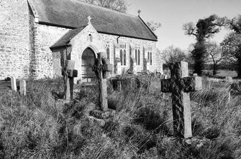 Local churchyard