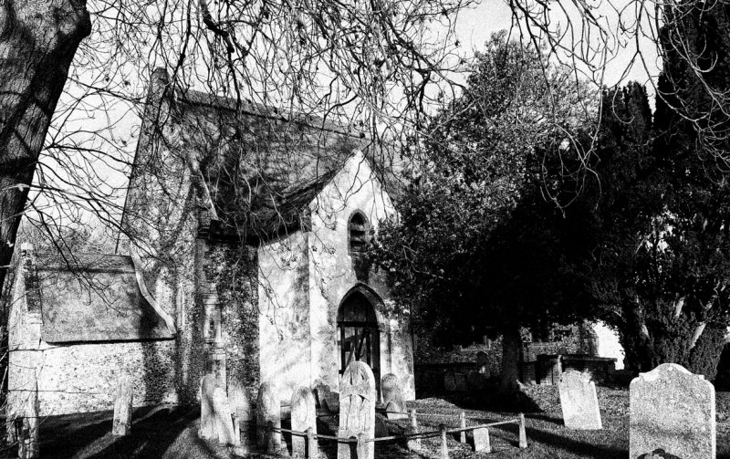 The Church at Sustead
