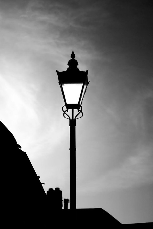 Lamp Light Mono