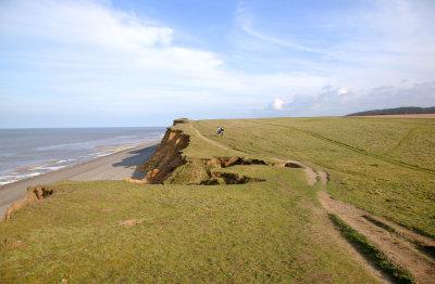 Walking the North Norfolk Path