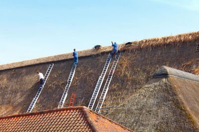 That`s a long way up!