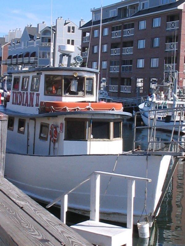 portland boat