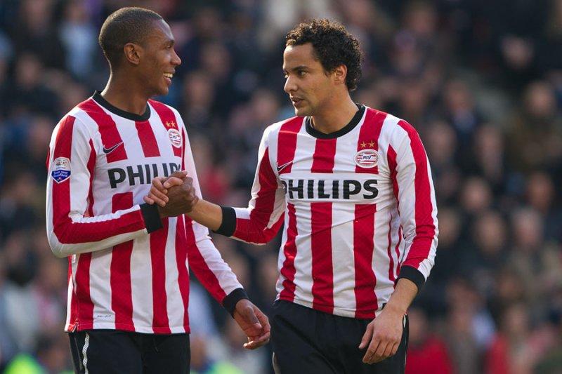 Otman Bakkal and Marcelo