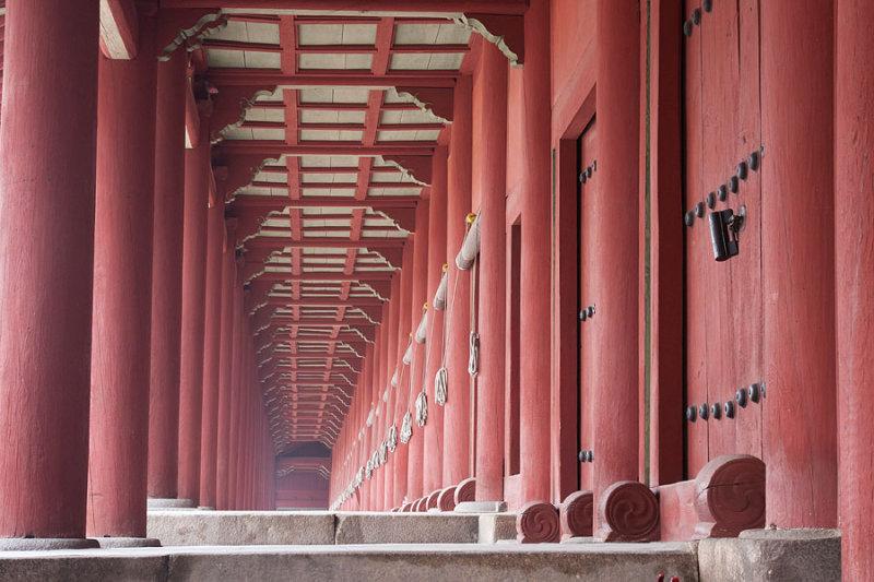 Jongmyo Royal Shrine