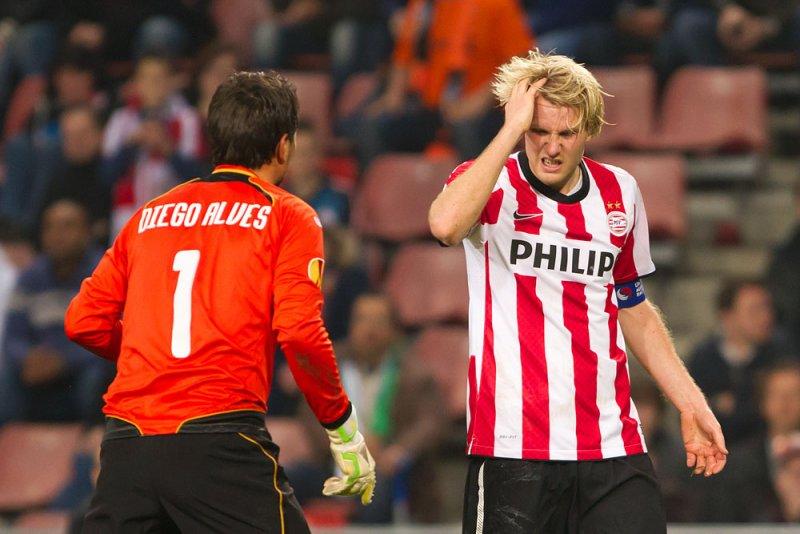 Toivonen and Diego Alves