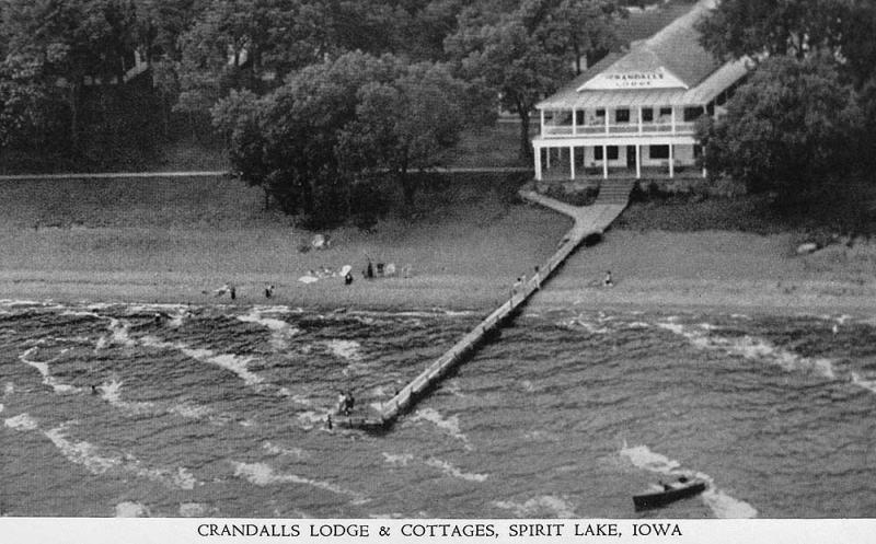 Crandalls Lodge 1955