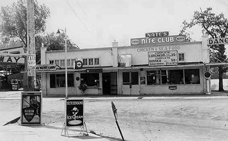 Nates Night Club 1930s