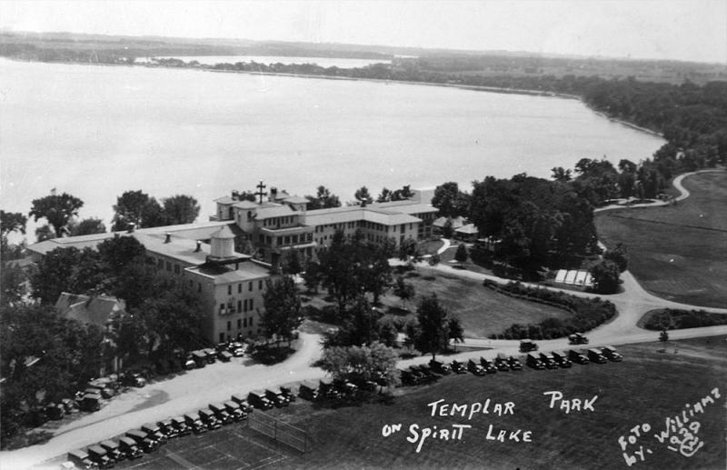 Templar Park 1929