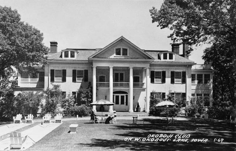 Okoboji Club 1949