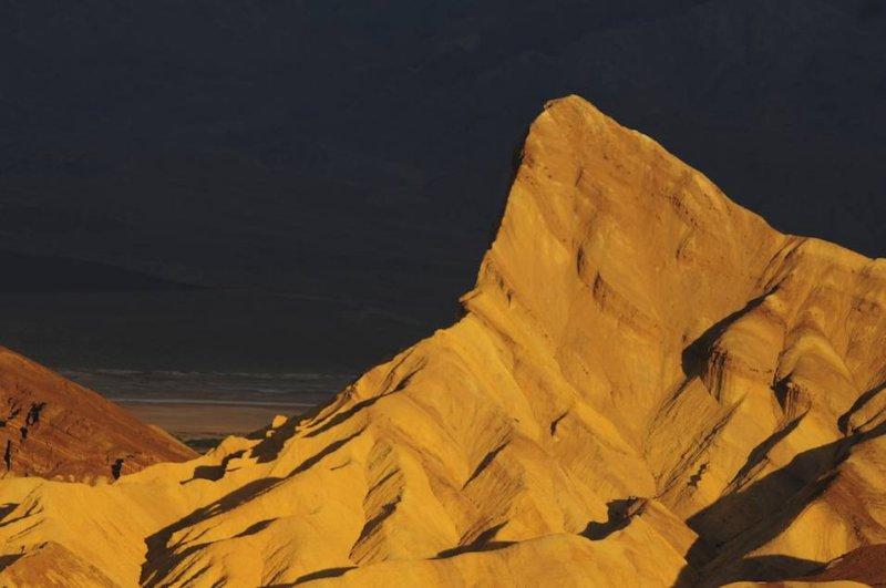 Manly Beacon from Zabriskie Point, Dawn