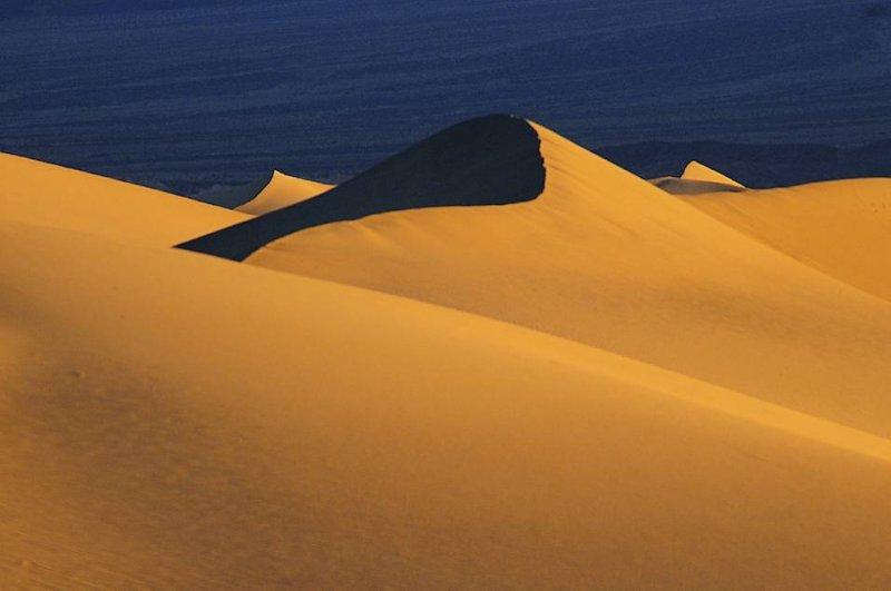 Death Valley Dune 1