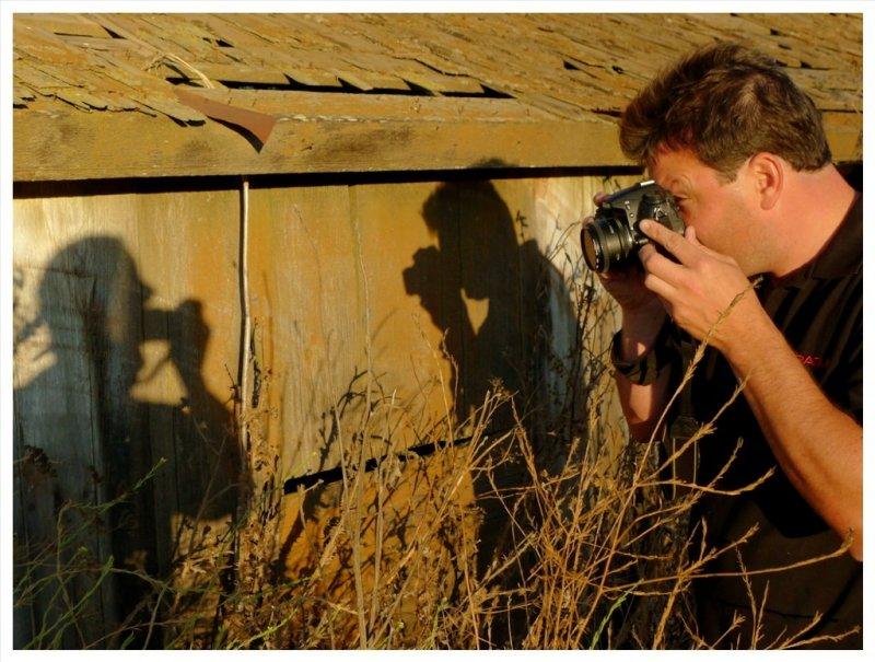 Shadow Portrait Shoot-Out