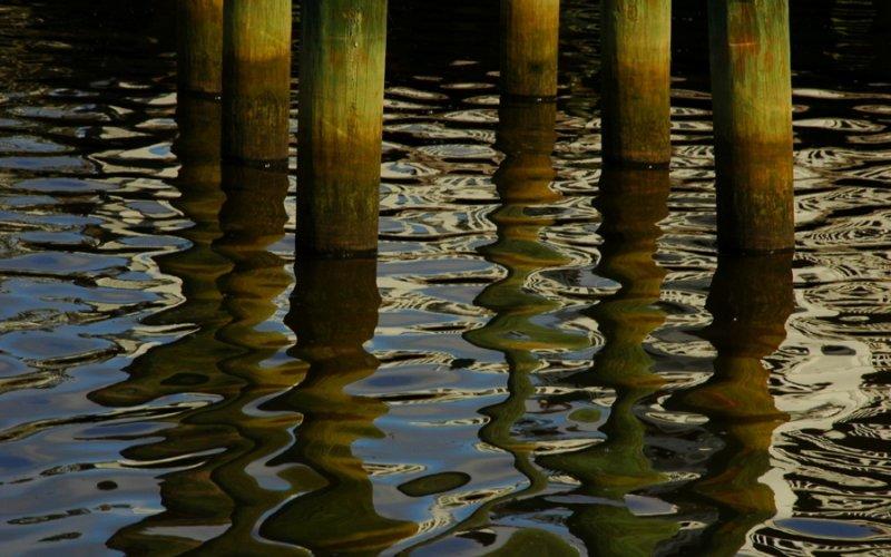Pier Pilings, Georgetown