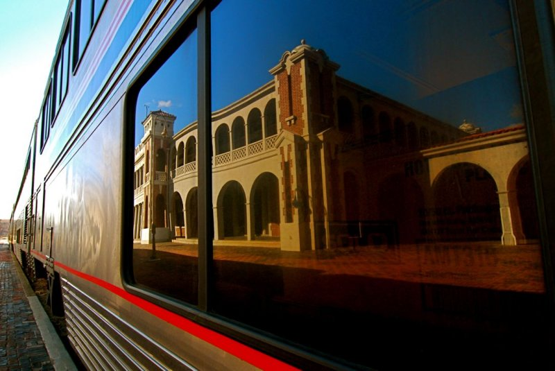 Two Track Mind - Casa Deserto and the Southwest Chief