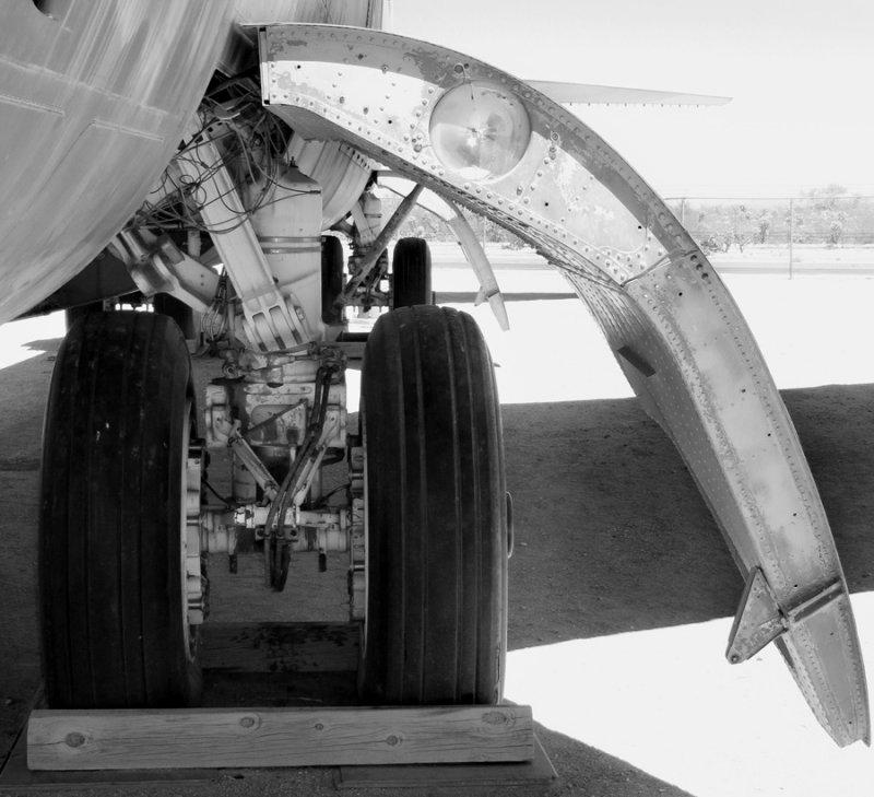 B-52 Landing Gear