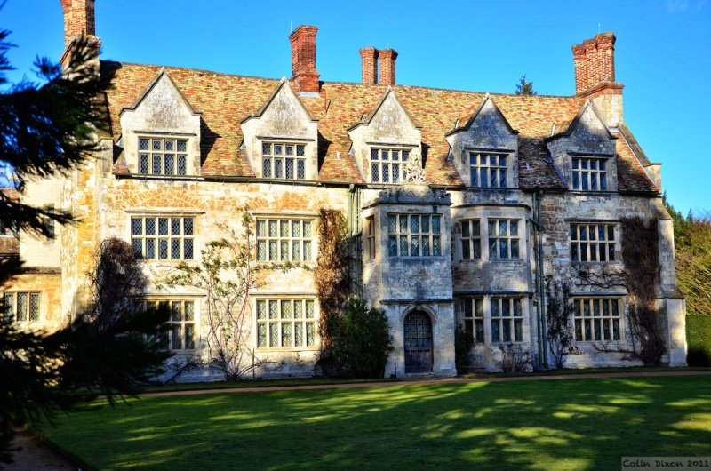 Anglesey Abbey - The House