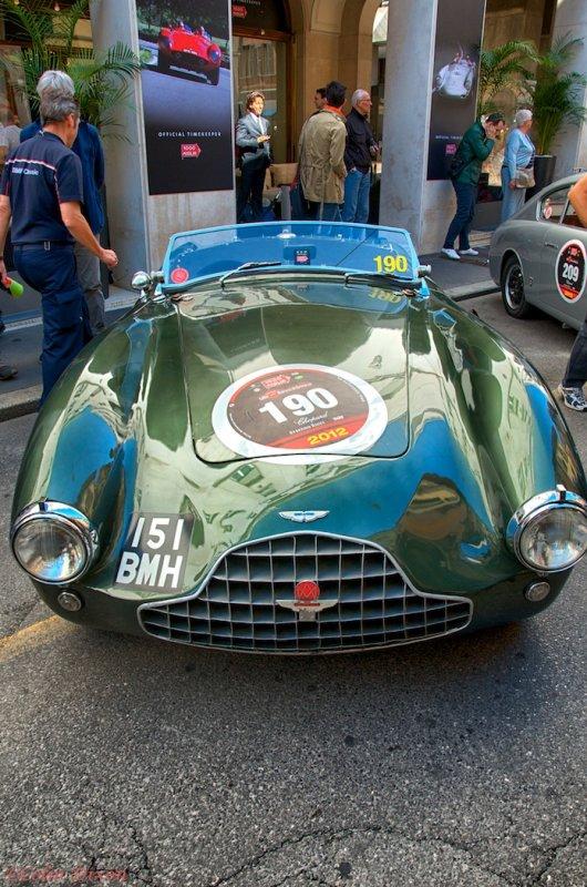 Aston Martin DB3 - 1952